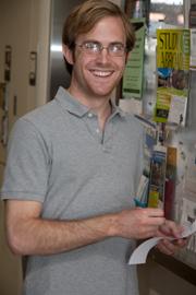Philip Griffin Graduate Student