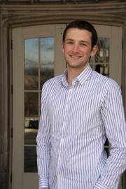 Adam Holt Graduate Student