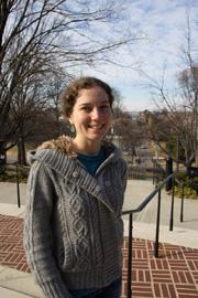 Danna Sharp Graduate Student
