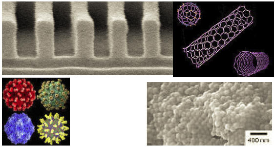 Nano-composite and Nano-structured Materials