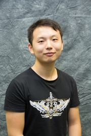 Sheng Zhao Graduate Student